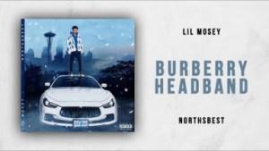Lil Mosey - Burberry Headband